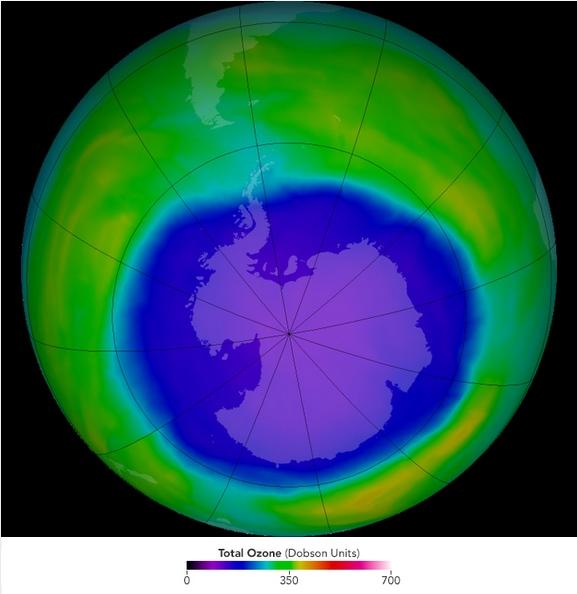 Ozono 2015