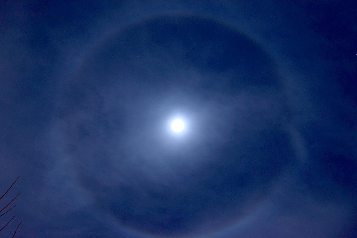 Halo de Luna 1