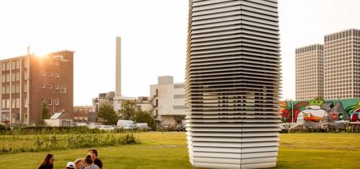 La torre que se traha el smog 1