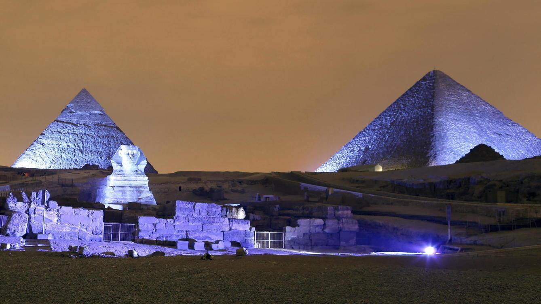 Misterio de las piramides