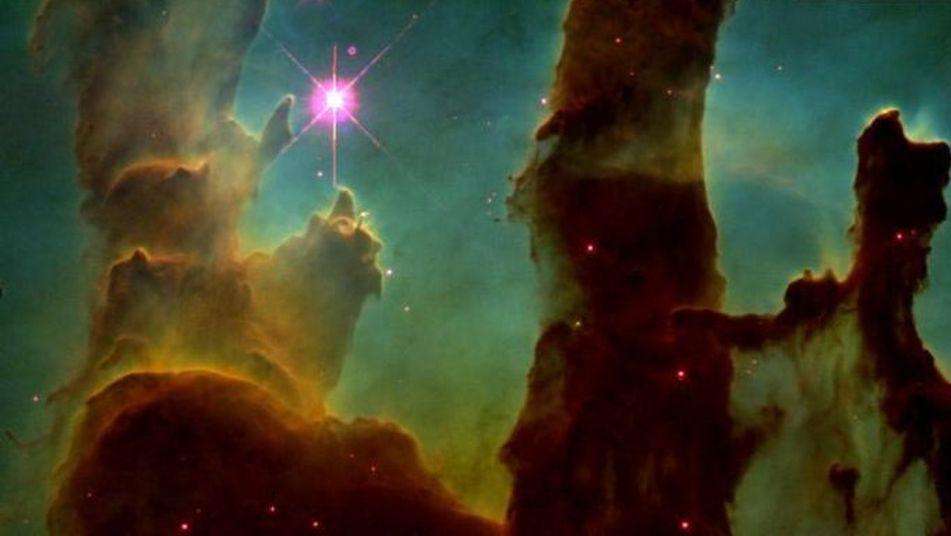 Nebulosa del Aguila 2