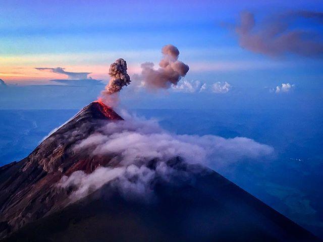 Volcan De Fuego 3
