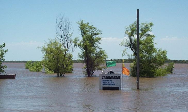 Inundaciones al norte