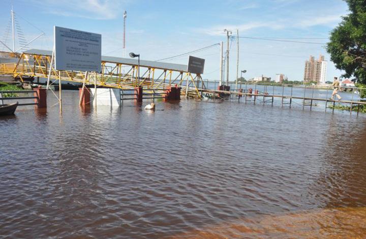 Inundaciones en formosa