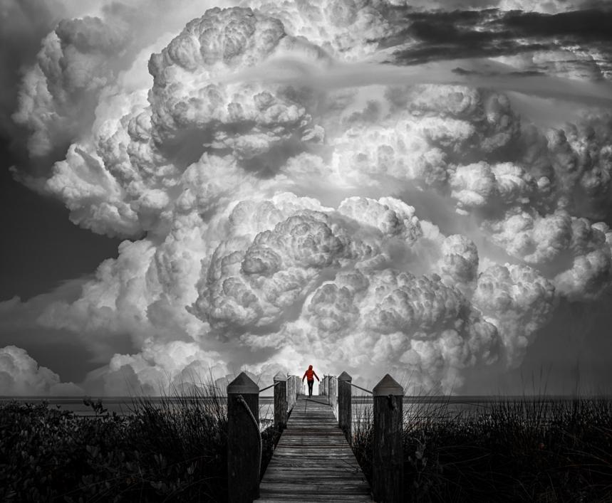 Vapor conveccion