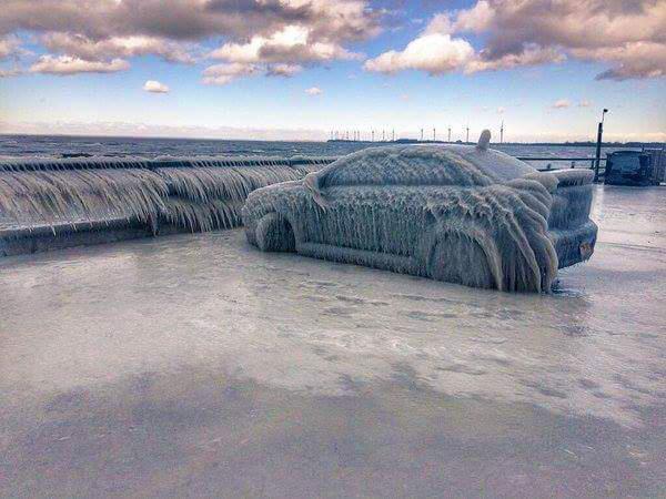 Autos congelados 1