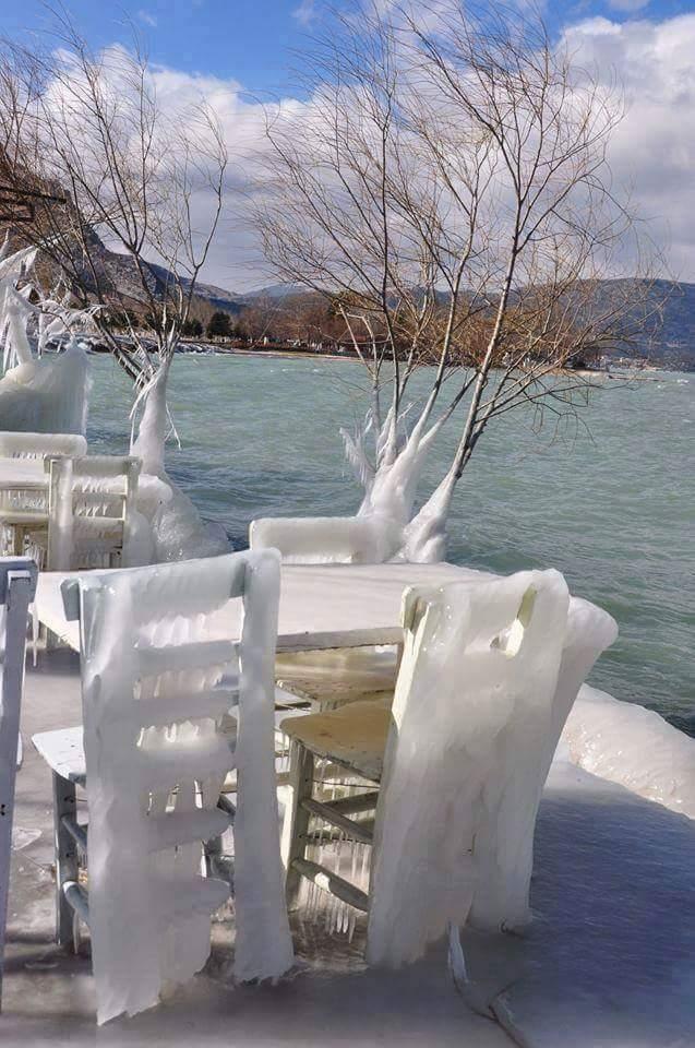 Congelacion en Turquia
