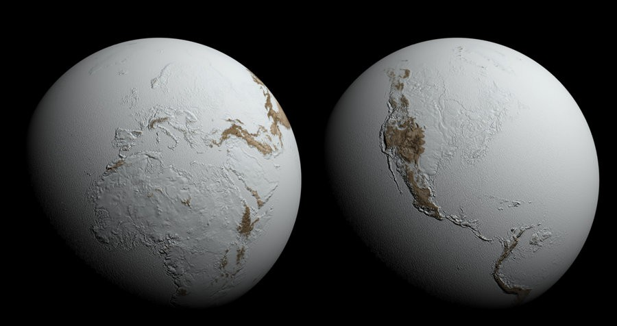 Glaciacion mundial