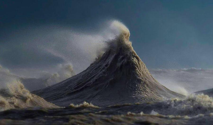 Montes de mar 2