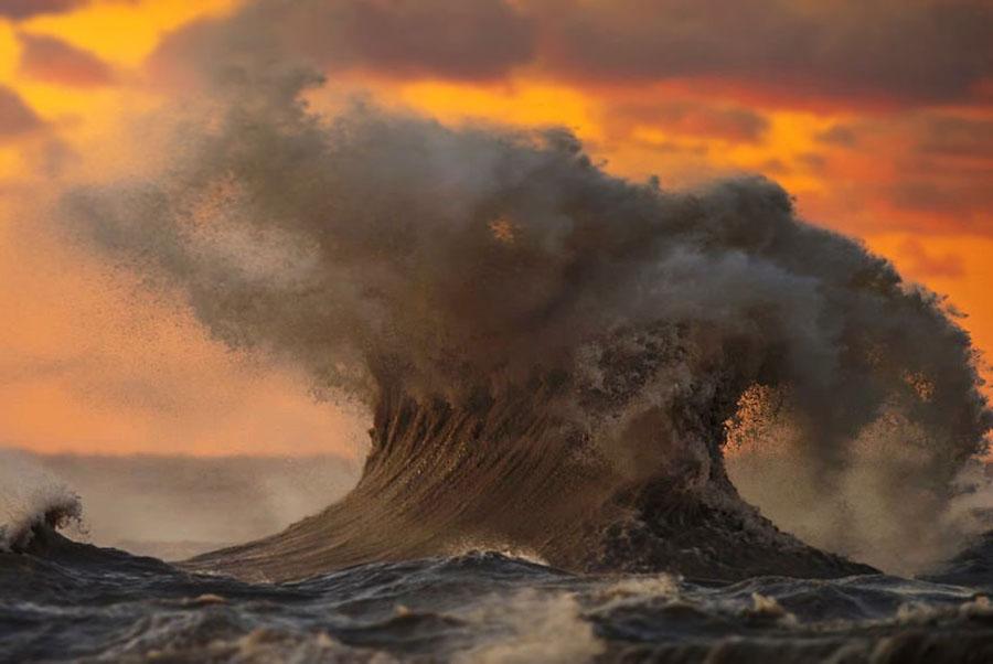 Montes de mar 3
