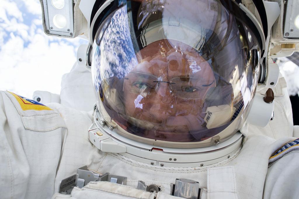 Scott Kelly NASA