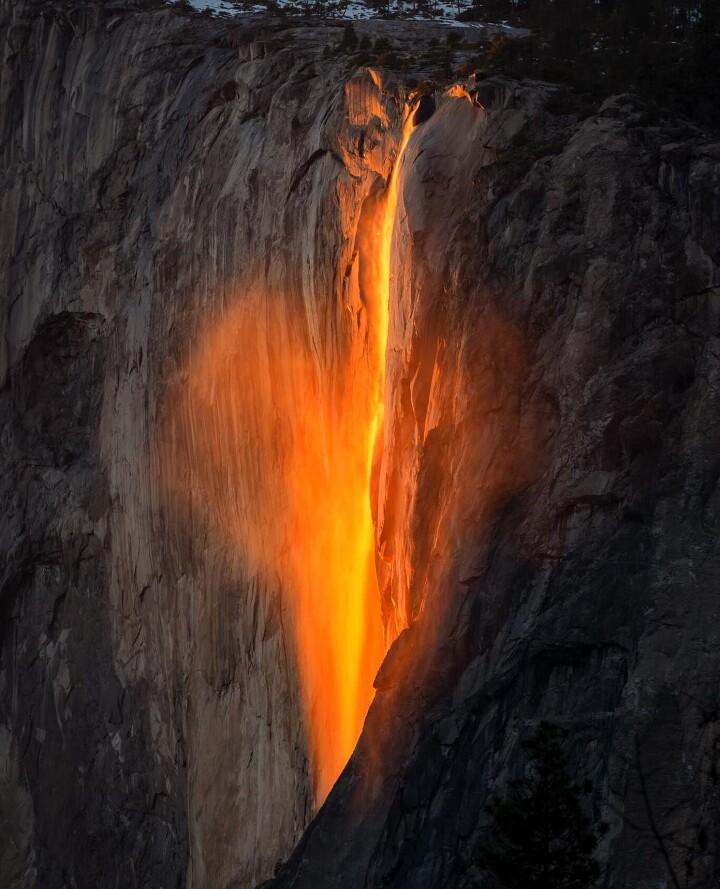 Cascada de fuego 2