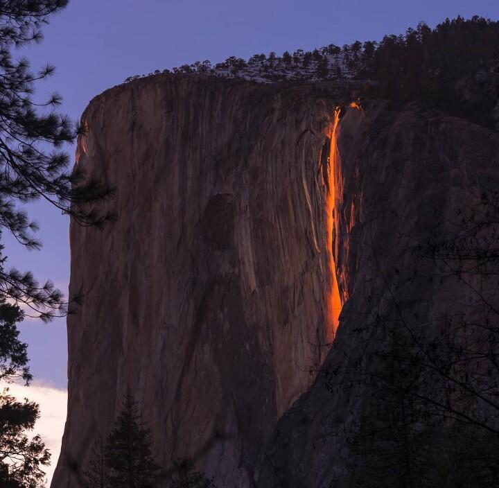 Cascada de fuego 4