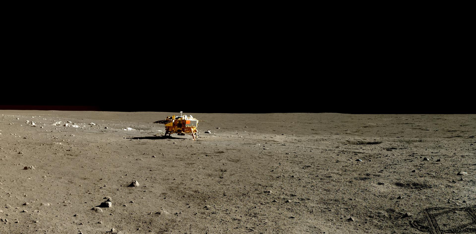 Fotos ineditas de La Luna 1