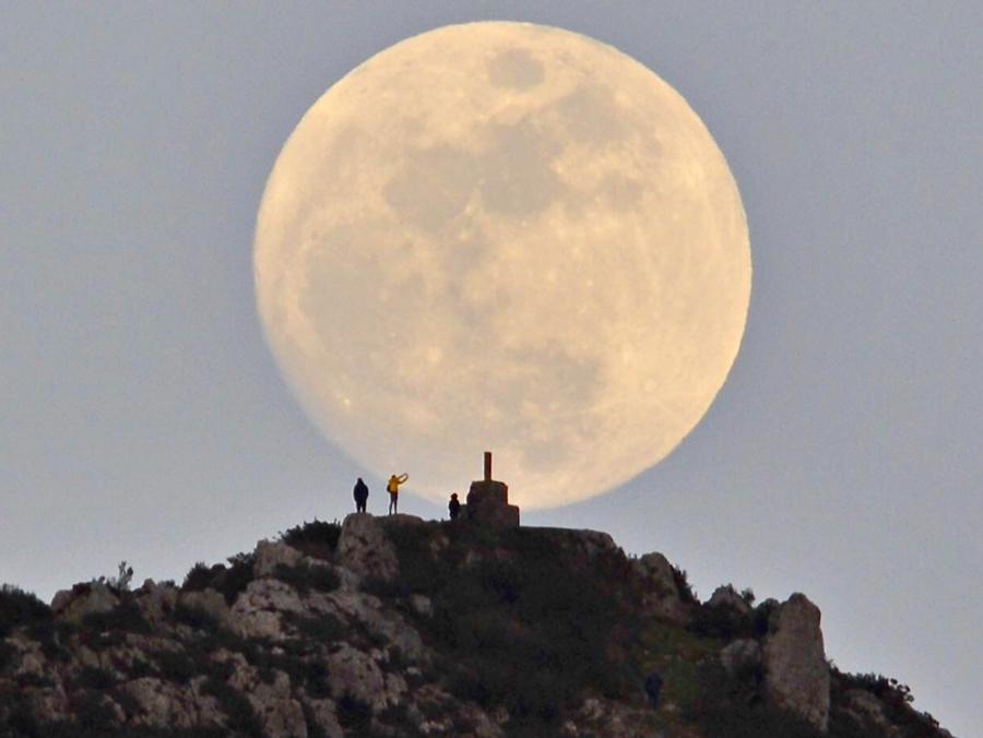 Luna llena 5
