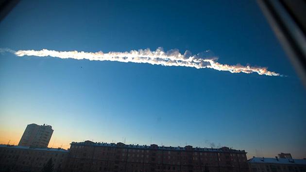Meteoro en Rusia