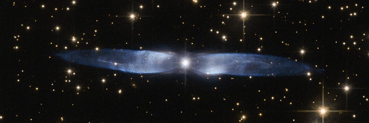 nebulosa planetaria Hen 2-437
