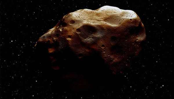 Asteroide 2