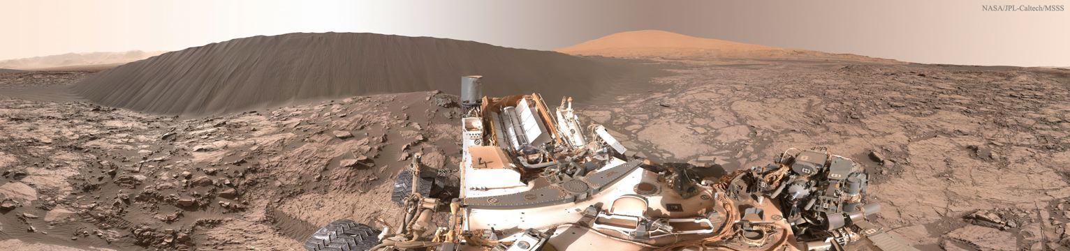 Duna en Marte 2