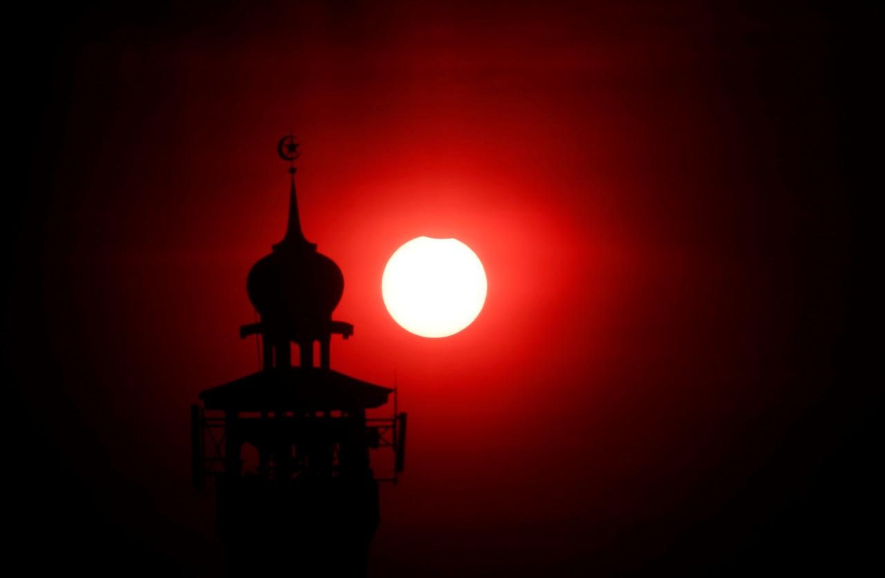 Eclipse total de Sol 1