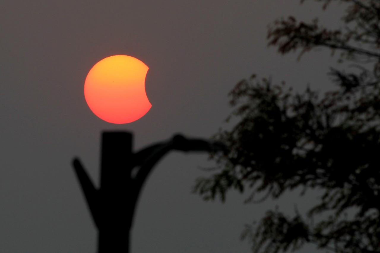 Eclipse total de Sol 3