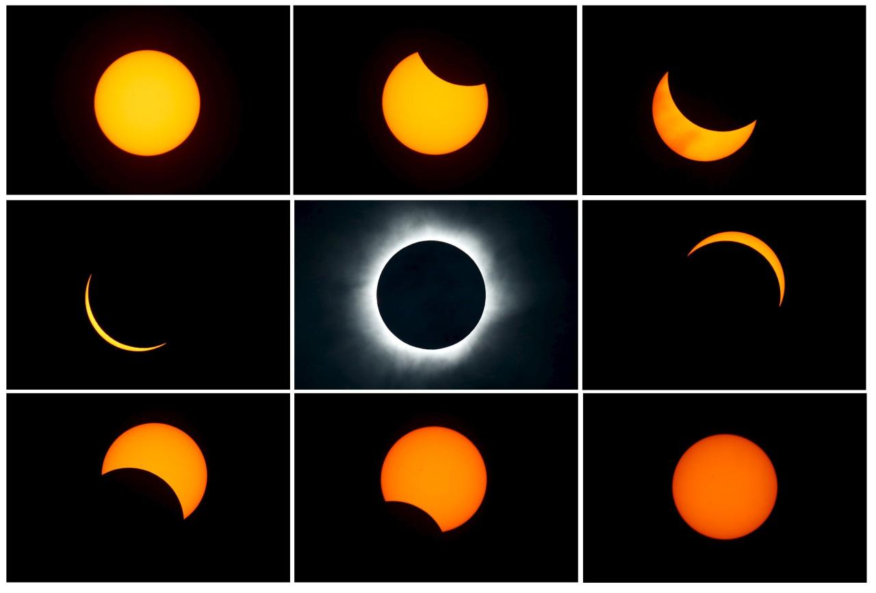 Eclipse total de Sol 4