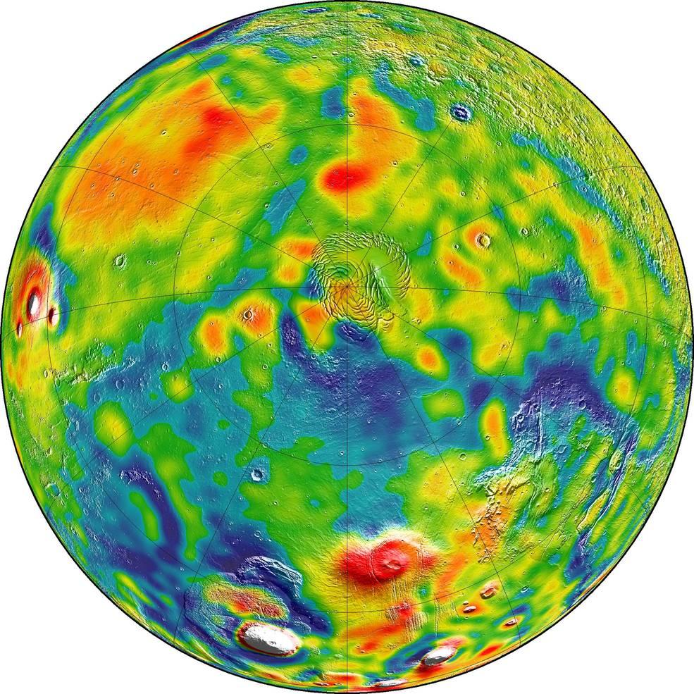 Mapa gravedad