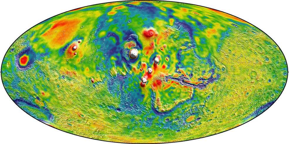Marte gravedad 4