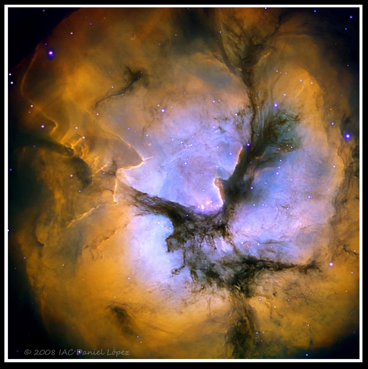 Nebulosa Trifida 1