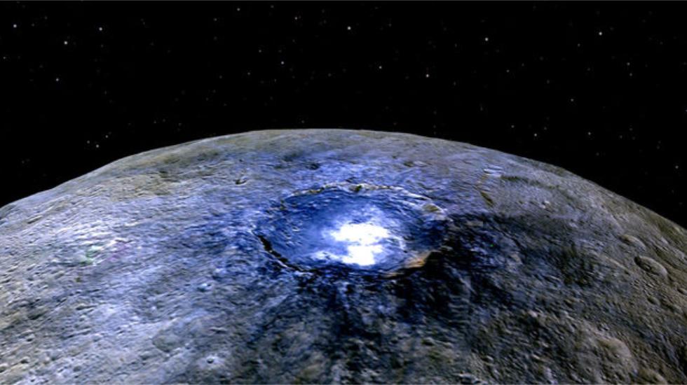 Puntos en Ceres 3