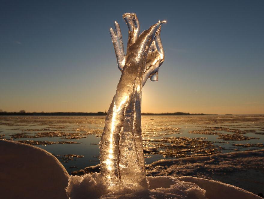 Sol y hielo 2