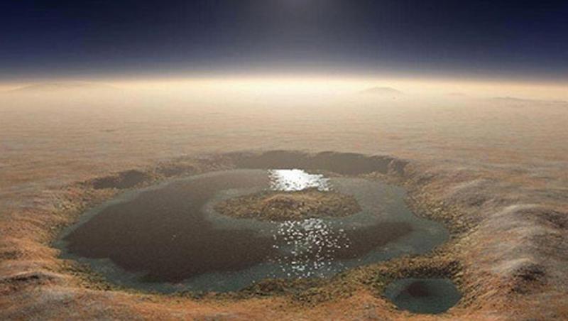 Vida en Marte 1