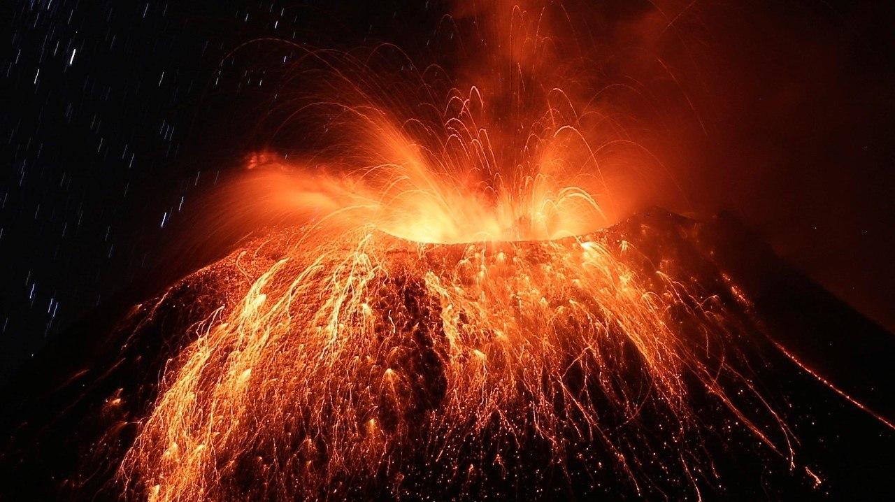 Volcan TUNGURAHUA 3