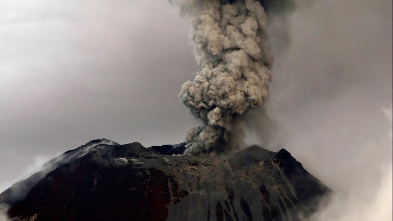 Volcan TUNGURAHUA 4