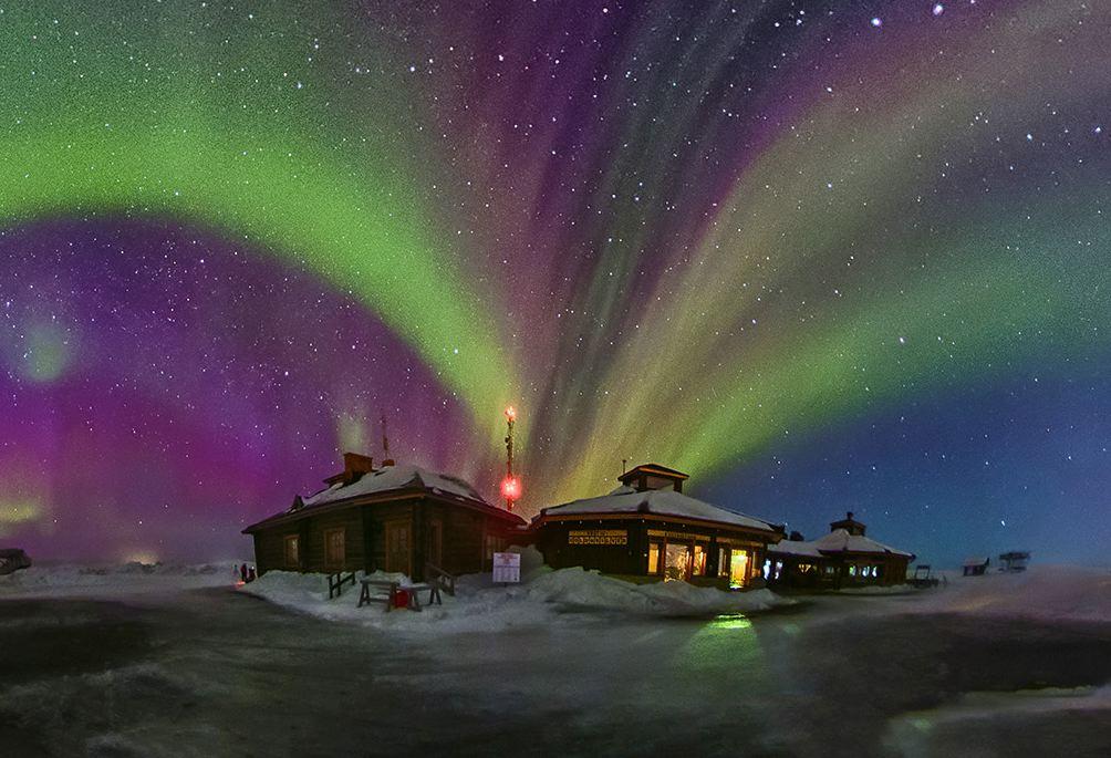 Aurora Polar