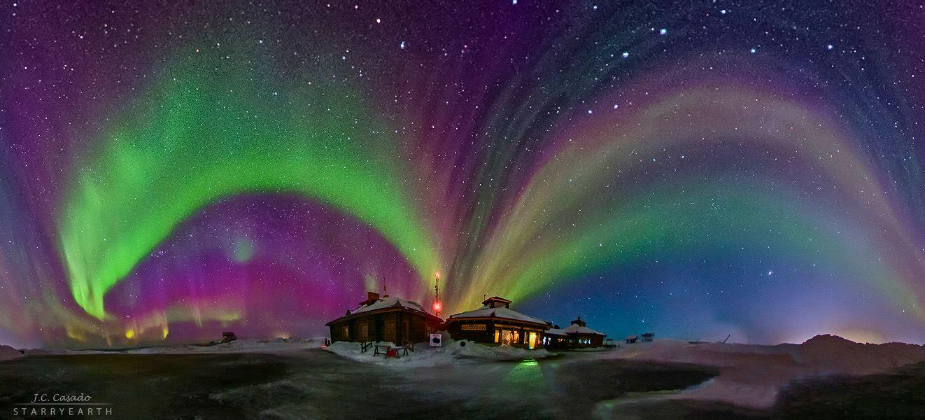Aurora polar 3