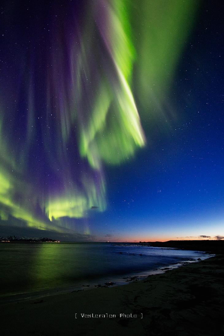 Auroras 12