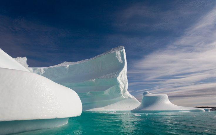 Iceberg a la deriva