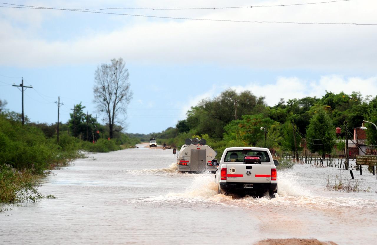 Inundaciones en el Litoral 3