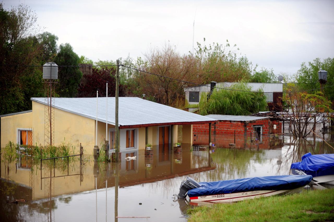 Inundaciones en el Litoral 4