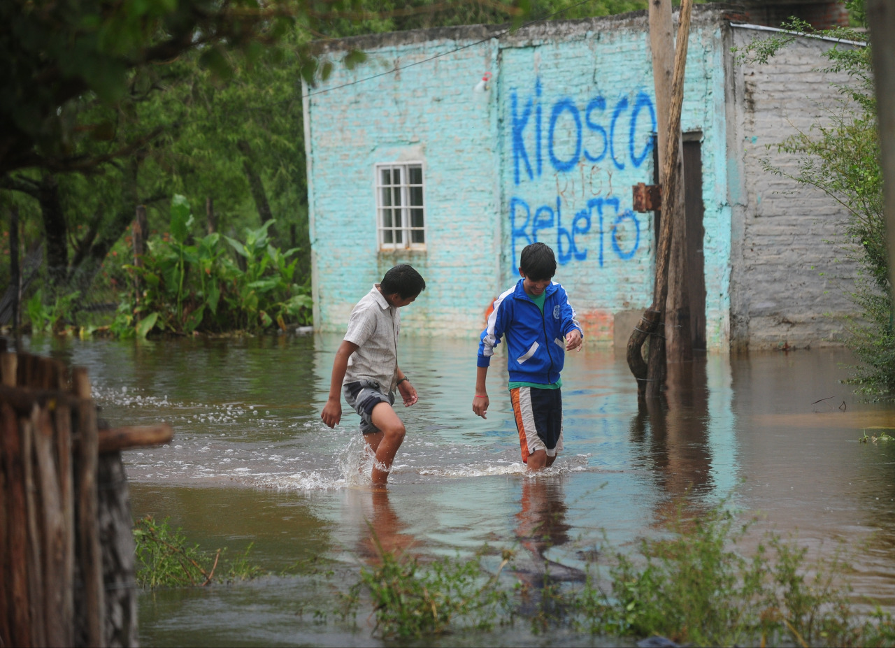 Inundaciones en el Litoral 5