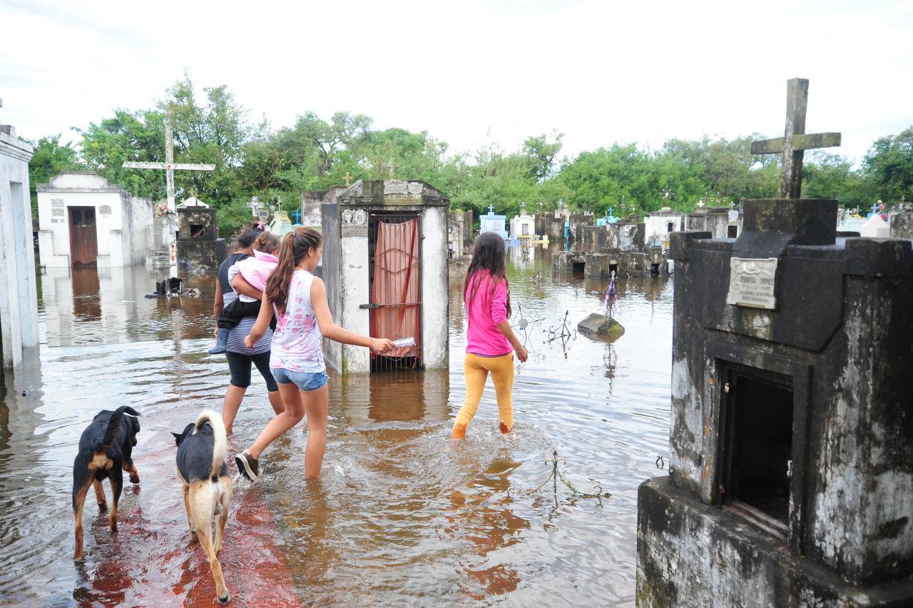 Inundaciones en el Litoral 6