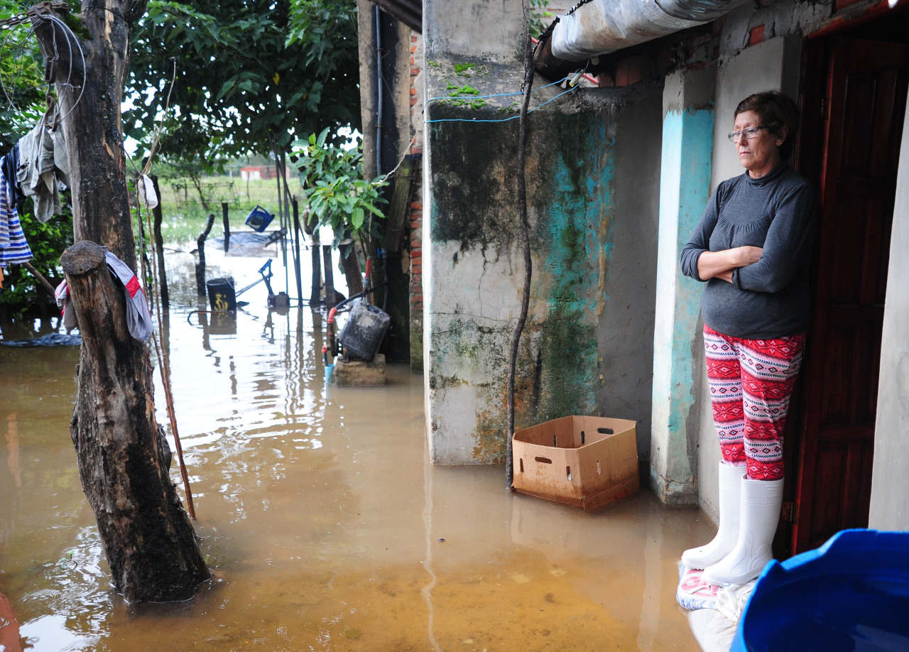 Inundaciones en el Litoral 7