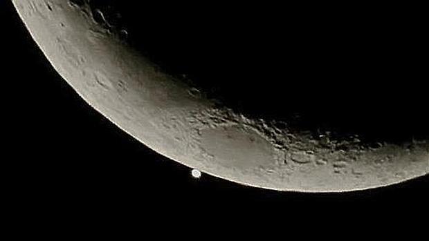 Luna y Venus