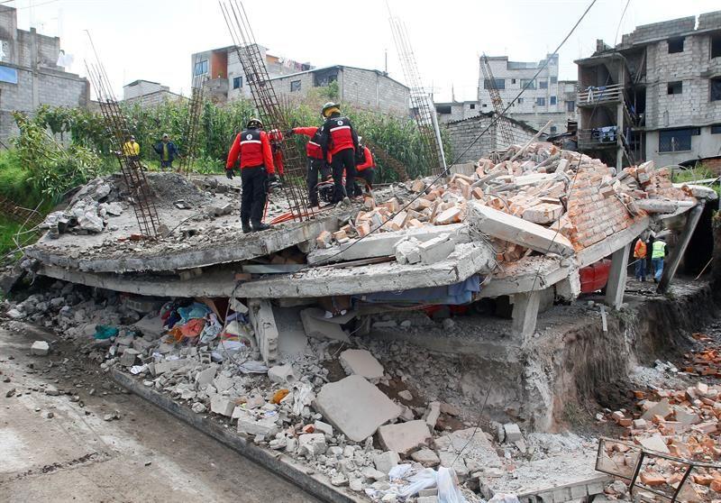 Terremoto en Ecuador 2