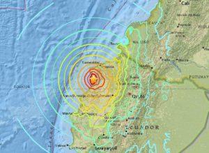 Terremoto en Ecuador 4