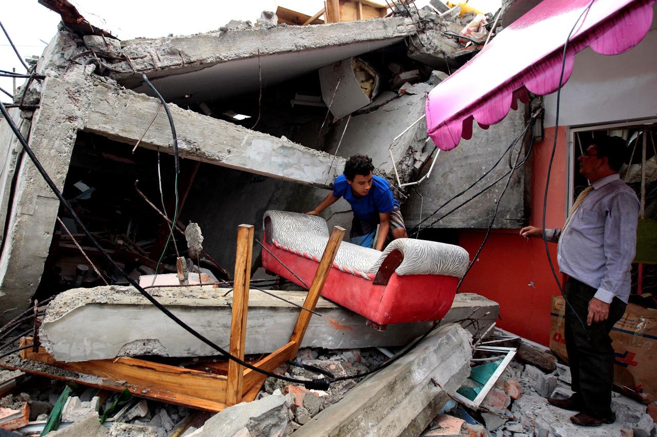Terremoto en Ecuador 5