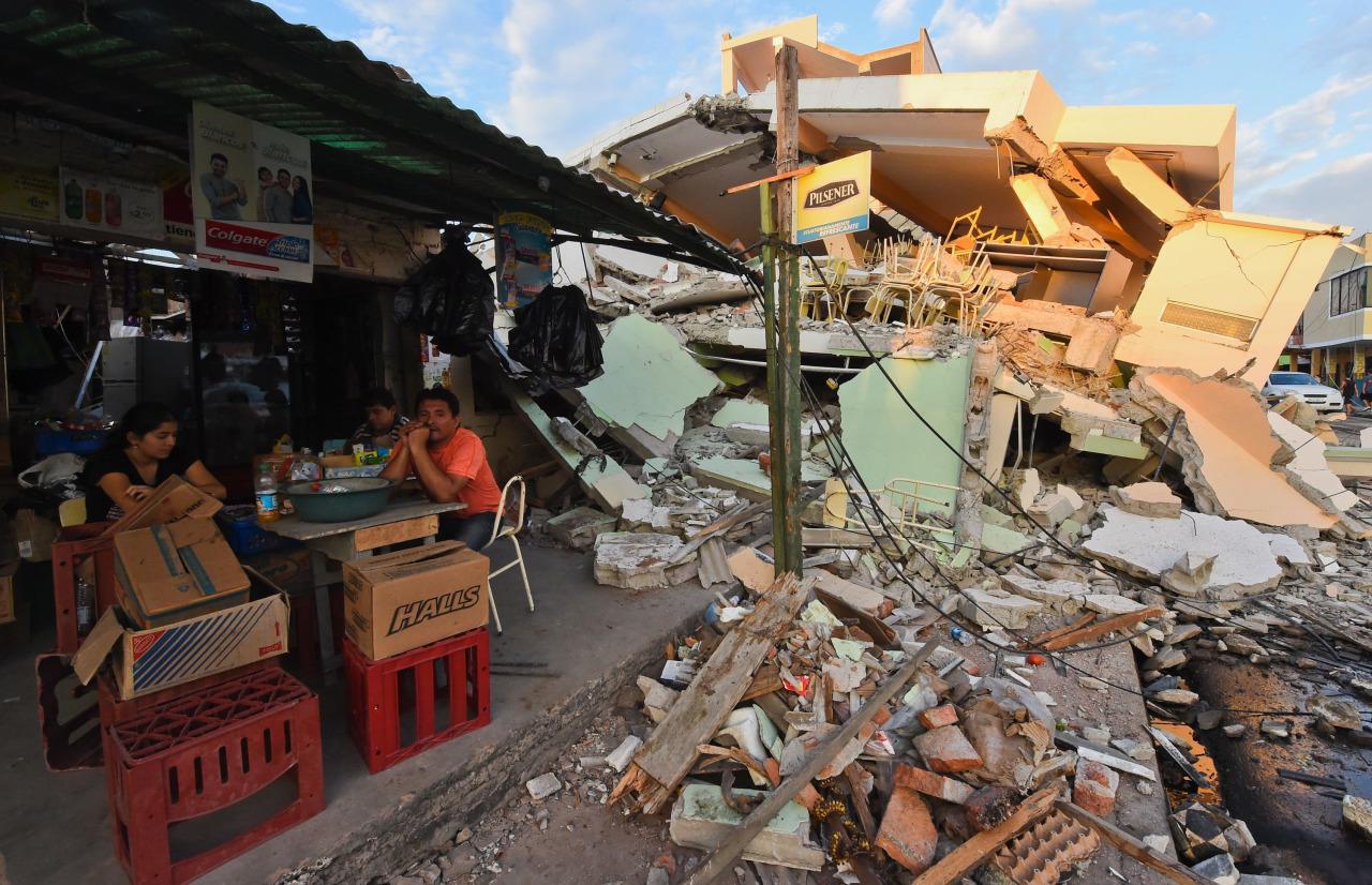 Terremoto en Ecuador 6