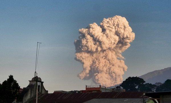 Volcan Santiago