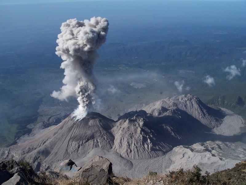 Volcan Santiaguito 5